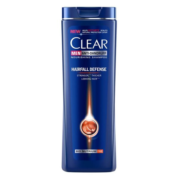 Clear Men Anti-Dandruff Shampoo Hair Fall Defence - 400ml