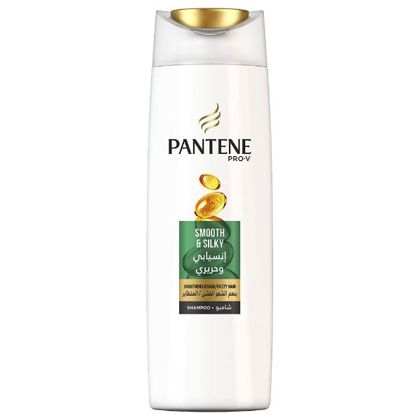 Pantene Pro-V Smooth & Silky Shampoo - 400ml