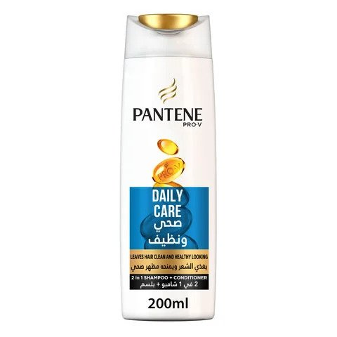 Pantene Pro-V 2in1 Daily Care Shampoo and Conditioner - 200 ml