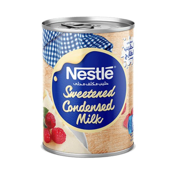 Nestle Sweetened Condensed Milk - 397ml