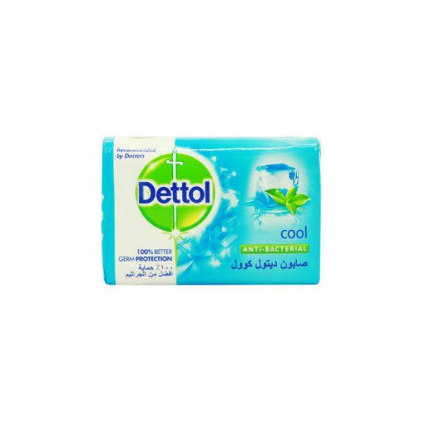 Dettol Cool Antibacterial Soap Bar - 120gm