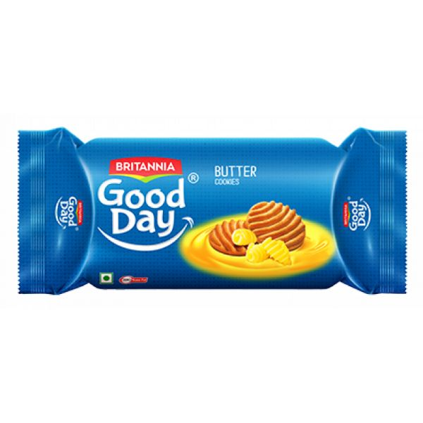 Britannia Good Day Butter Cookies - 90gm