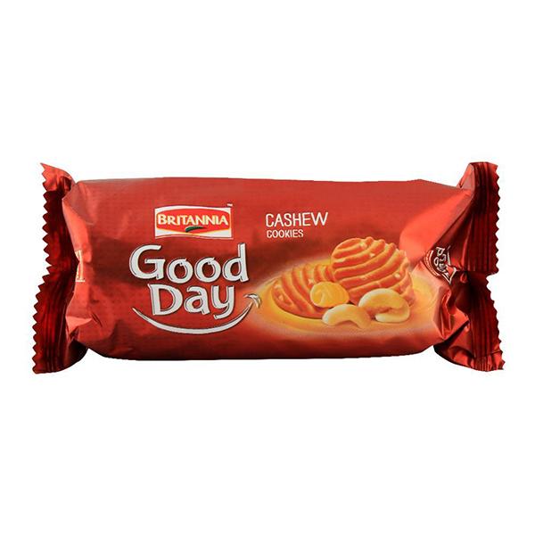 Britannia Good Day Cashew Cookies - 24x90gm