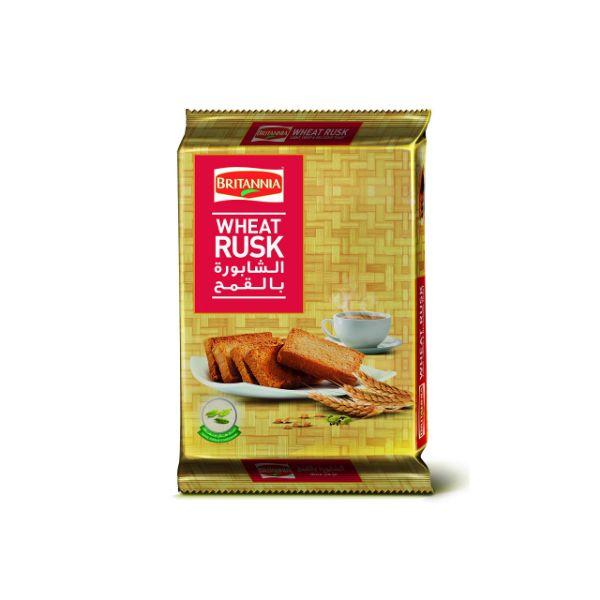 Britannia Wheat Rusk -335gm