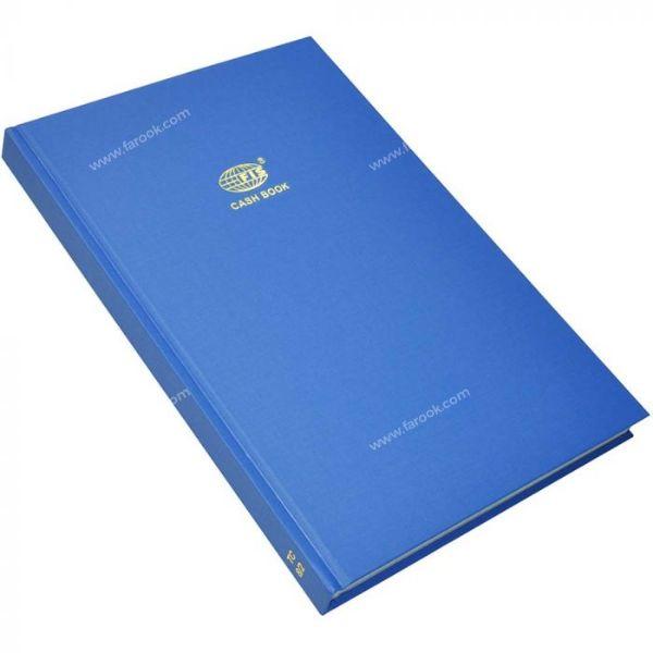 FIS Cash Book 3 Digits FS 3Q FSACCTC3Q82 - Blue (pc)
