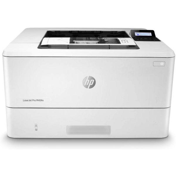HP LaserJet Pro M404N Black and White Laser Printer