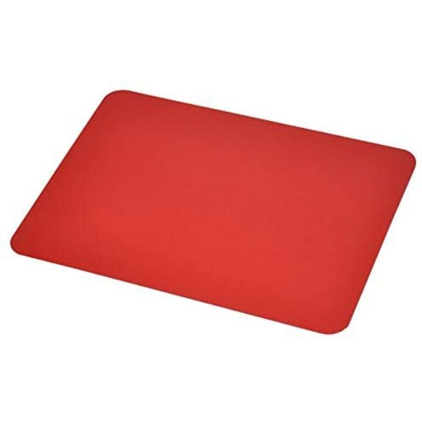 FIS Mouse Pad 15x21cm FSCO15X21CMRE - Red (pc)