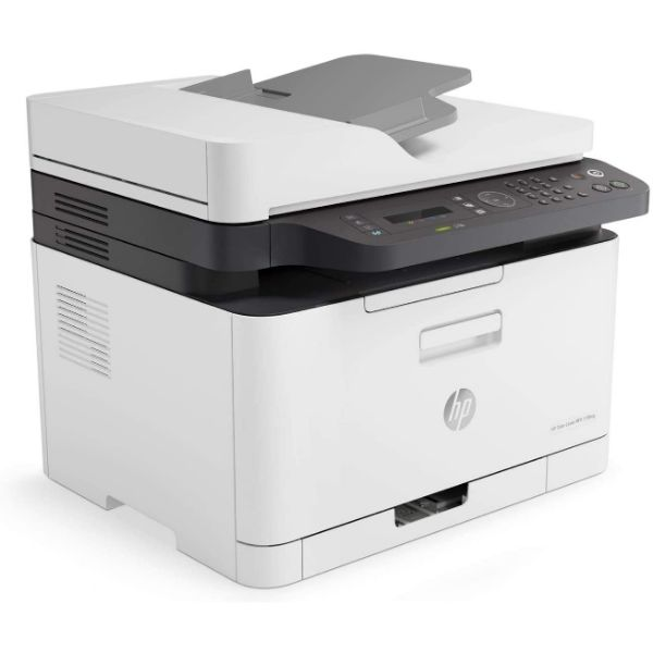 HP Color Laser MFP 179fnw Wireless All-in-One Printer