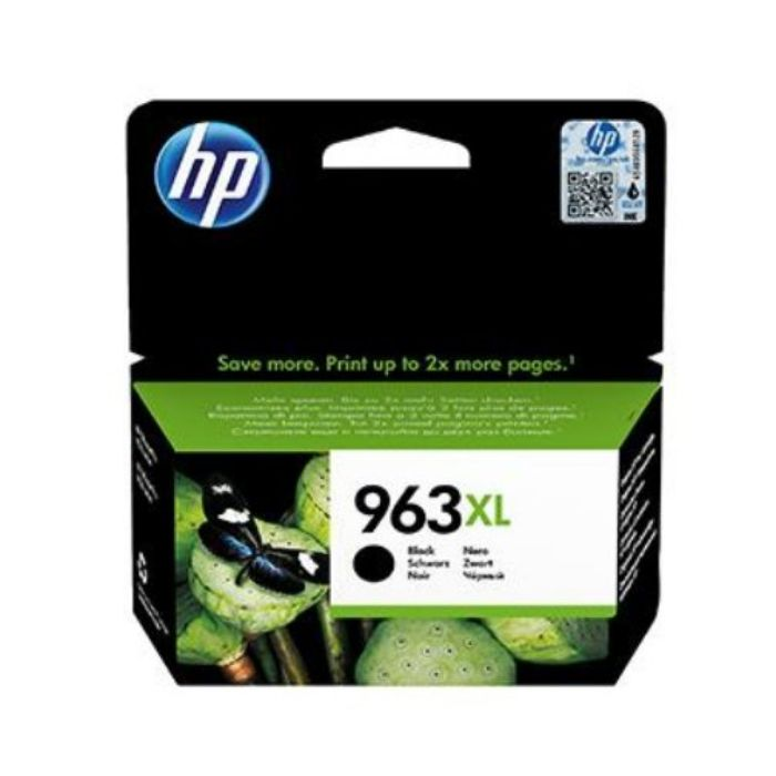 HP 963XL Original Ink Cartridge - Black