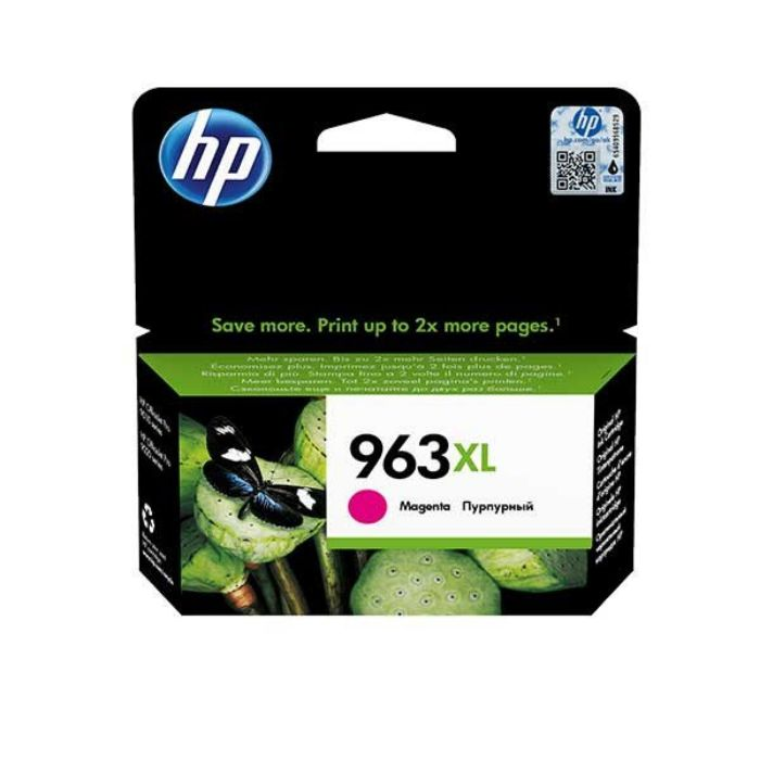 HP 963XL Original Ink Cartridge - Magenta