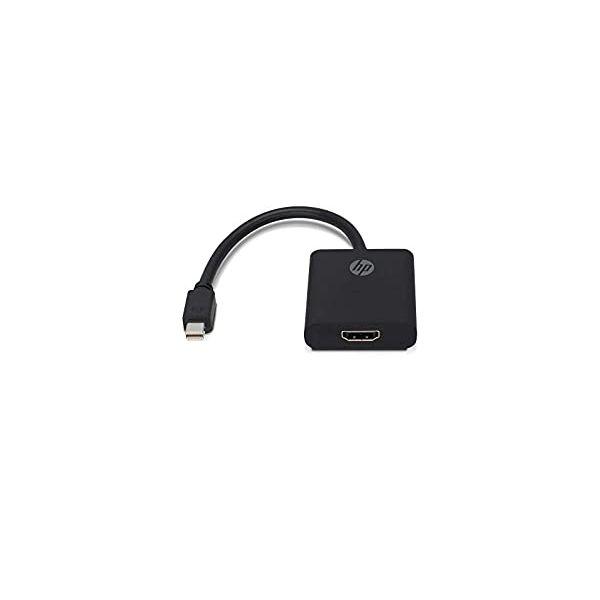 HP Mini Display Port to HDMI Adaptor (38759) - Black (pc)