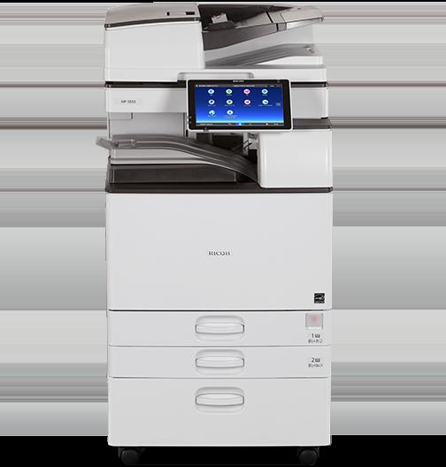 Ricoh Multifunction A3 Printer MP 4055SP Black & White