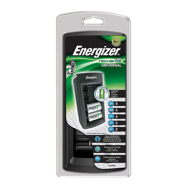 Energizer CHFC3 Universal NiMH Battery Charger (pc)