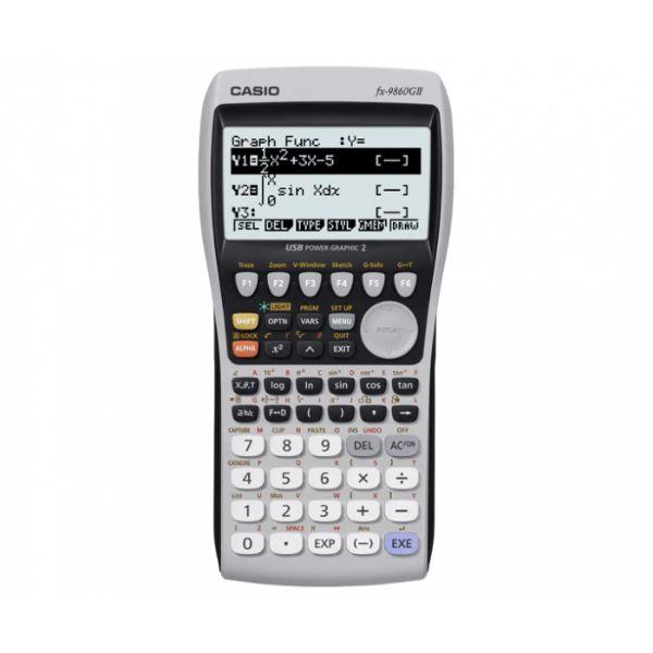 Casio FX9860GII Graphic Calculator