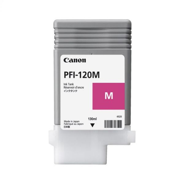 Canon PFI-120M Ink Cartridge - Magenta