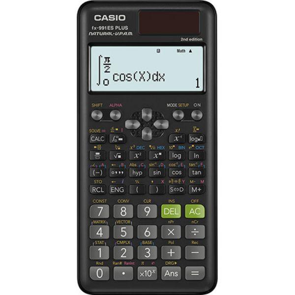Casio FX-991ES Plus Scientific Calculator 2nd Edition