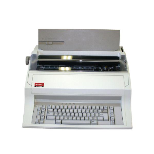 Kovac E-700 Electronic Typewriter English/Arabic