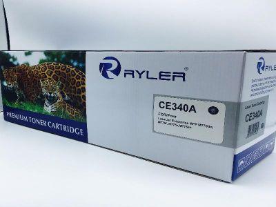 Ryler 651A (CE340A) Compatible Toner Cartridge - Black