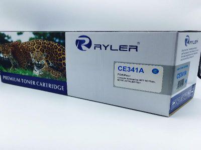 Ryler 651A (CE341A) Compatible Toner Cartridge - Cyan
