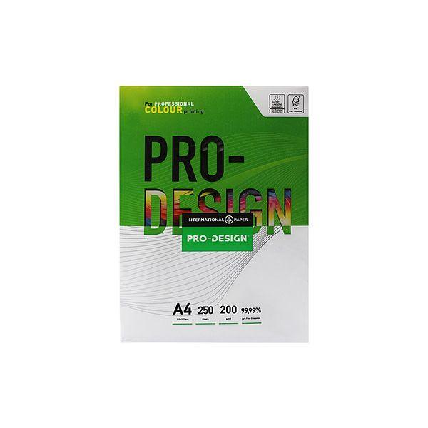 Pro Design Copy Paper 200gsm - A4 (rm/250s)
