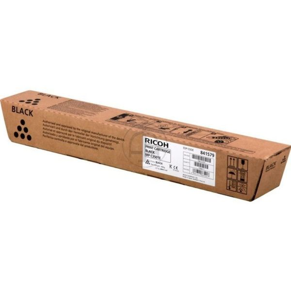 Ricoh MP C3501 / MP C3300 (841579) Toner Cartridge - Black