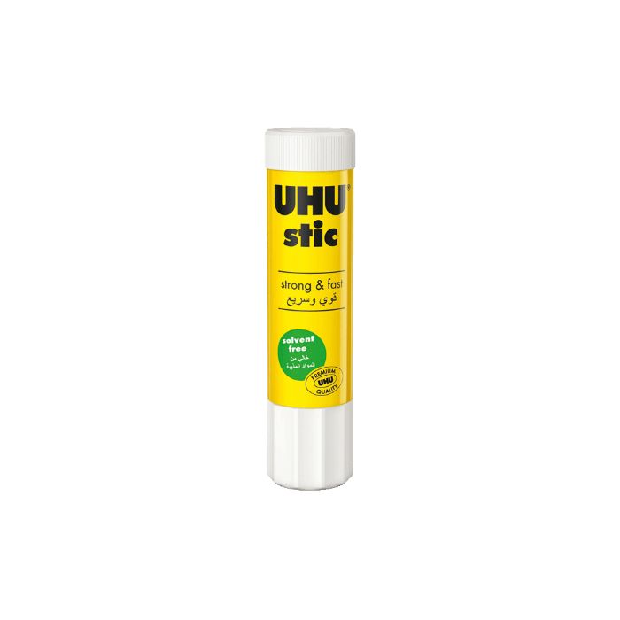 UHU Glue Stick Solvent Free - 21gm (pc)