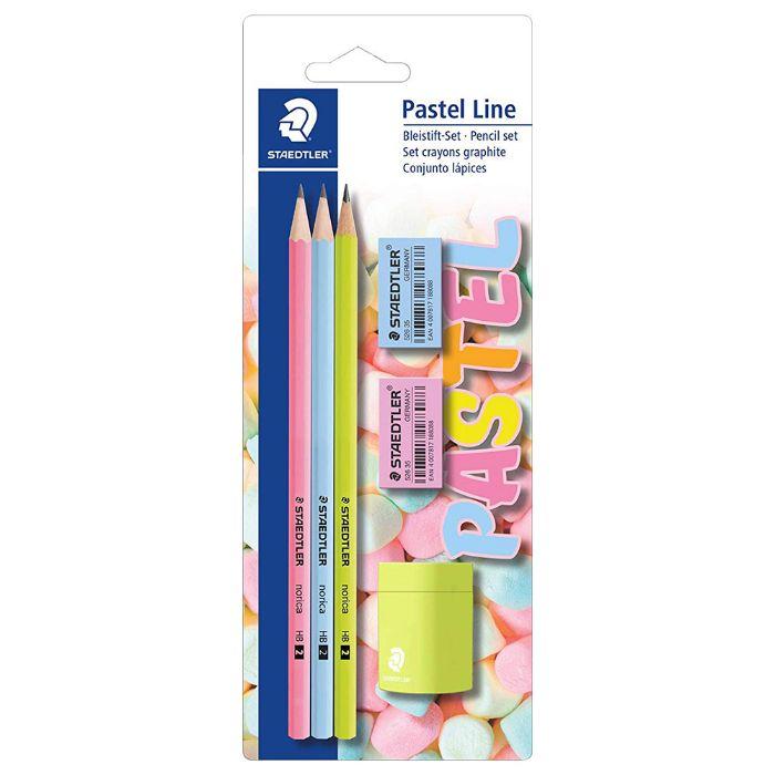 Staedtler Pastel Line Writing Set