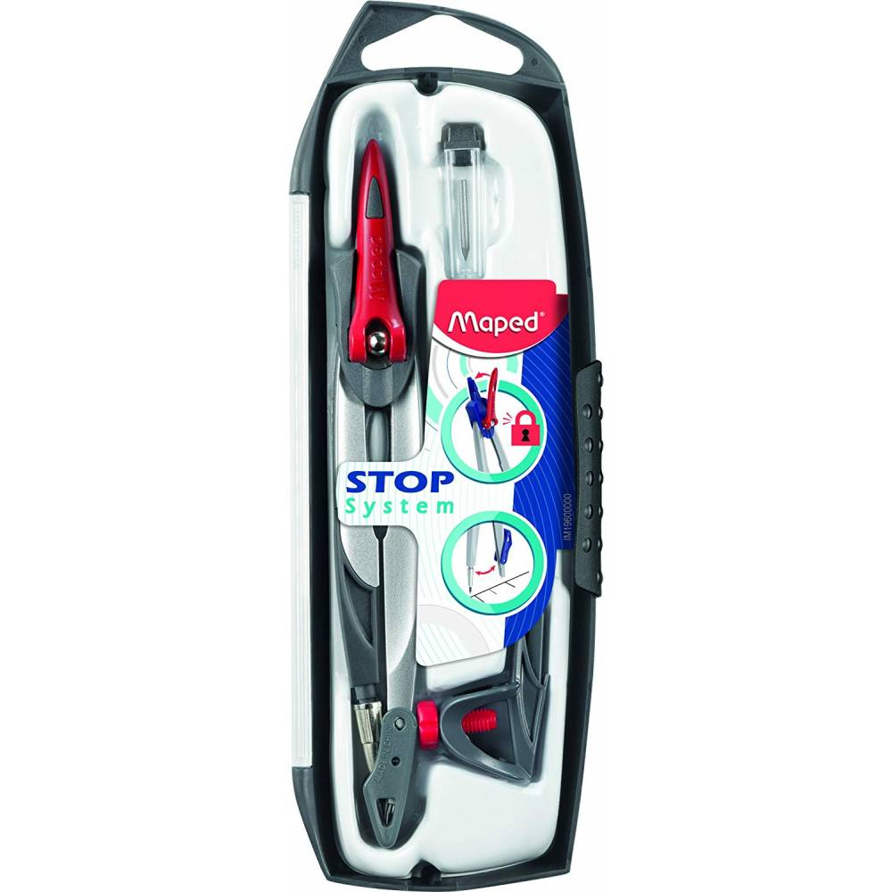 Maped Compass Stop System Set 3 Pieces