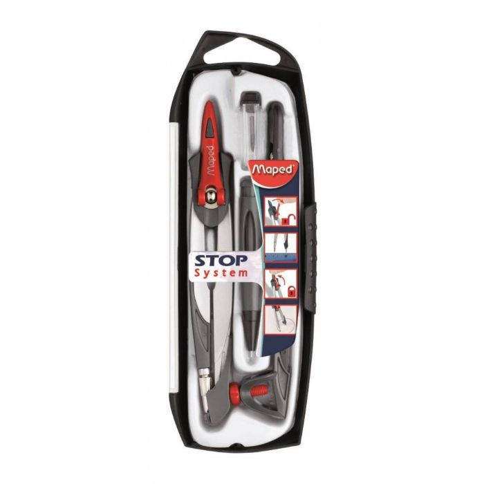 Maped Compass Stop System Set 5 Pieces