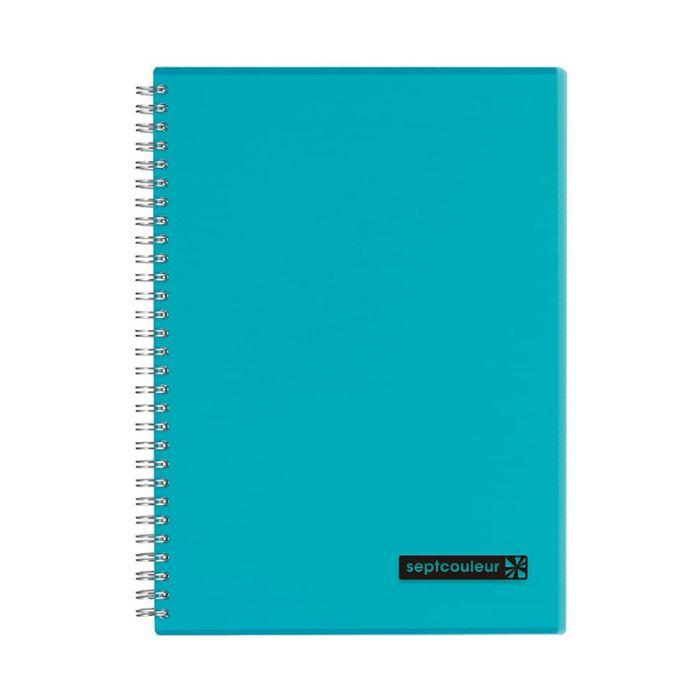Maruman Septcouleur Notebook A4 80 Sheets - Light Blue (pc)