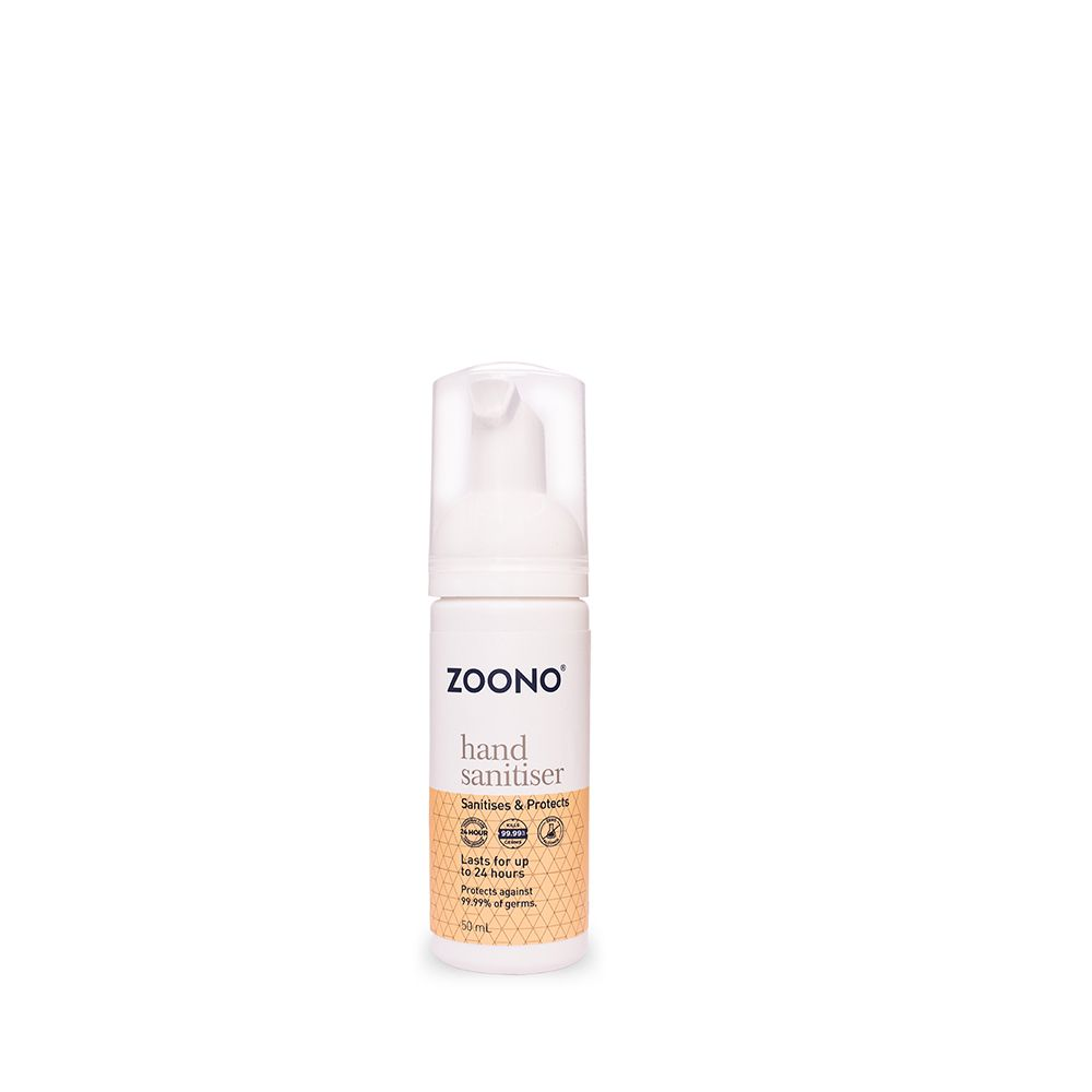 Zoono Z-HS50mL Germ Free 24 Hand Sanitiser and Protectant 24 Hour Protection - 50ml