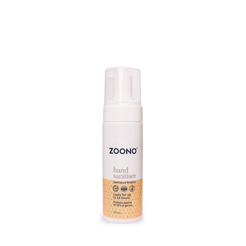 Zoono Z-HS150mL Germ Free 24 Hand Sanitiser and Protectant 24 Hour Protection - 150ml