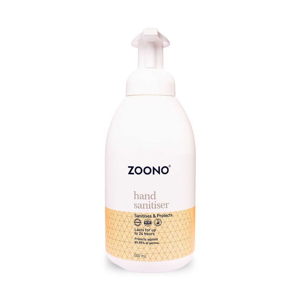 Zoono Z-HS500mL Germ Free 24 Hand Sanitiser and Protectant 24 Hour Protection - 500ml