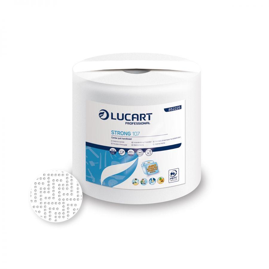 Lucart TS29 Maxi Roll Paper 29 2-ply 450 sheets x 107m - White (box/6rolls)