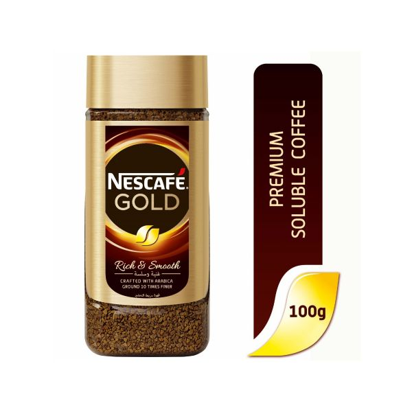 Nescafe Gold Coffee Jar - 100g (pc)
