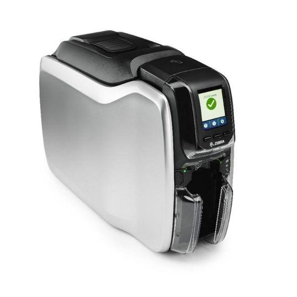Zebra ZC300 ZC320000C000EM00 Dual Side ID Card Printer USB/Ethernet