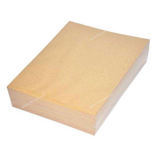 FIS Manila Envelopes 70gsm 80 x 100mm FSME7045G50 - Brown (pkt/50pcs)