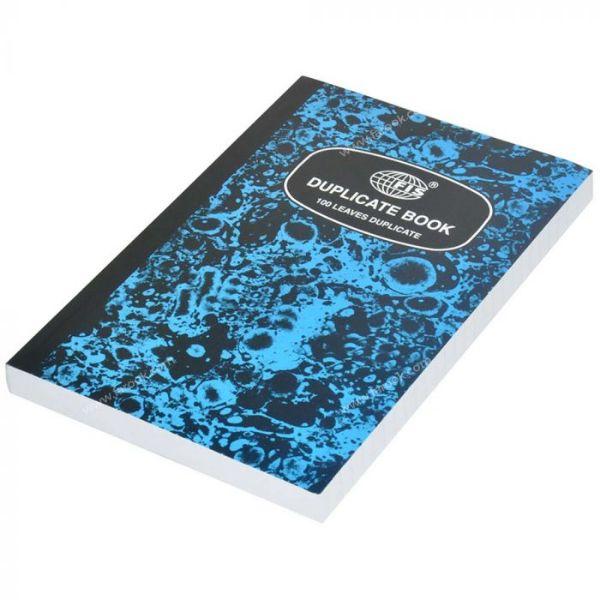 FIS FSDUA5 Duplicate Book Original+1Duplicate (100-Sets) - A5 (pc)