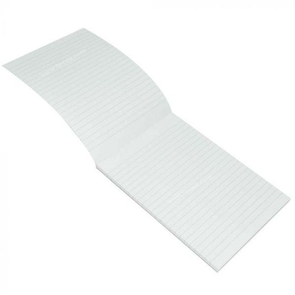 FIS FSPDEXA5SL Single Line 50 Sheets 100gsm Executive Writing Pad - A5 (pkt/10pcs)