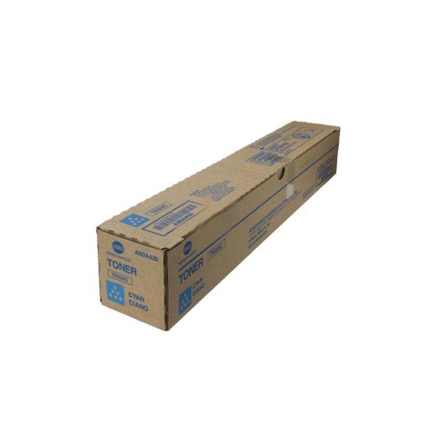 Konica Minolta TN-324C Toner Cartridge For C368/C308/C258 - Cyan