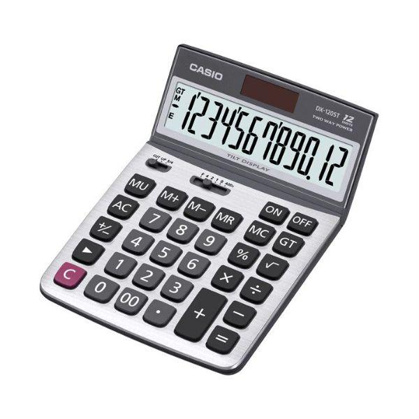 Casio DX-120ST 12 Digit Calculator
