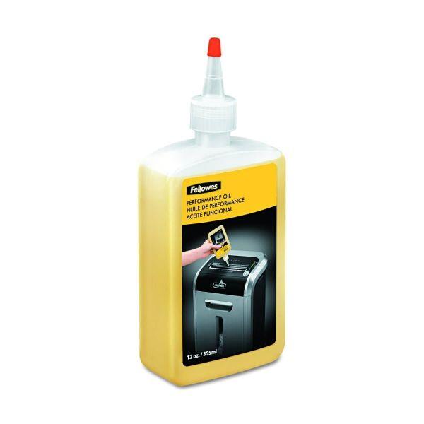 Fellowes 35250 Shredder Oil - 355ml (pc)