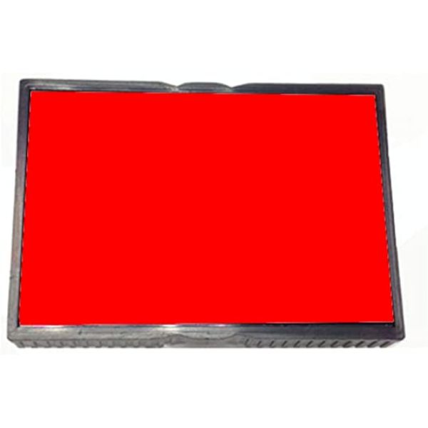 Shiny S-400-7B Replacement Ink Pad - Red (pc)