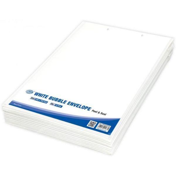 FIS Bubble Envelope A4 FSAEW240x340 - White (box/96pcs)