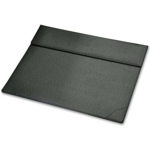 FIS FSDE1BK PVC Desk Blotter 580 x 450mm - Black (pc)