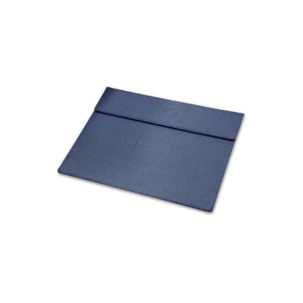FIS FSDE1BL PVC Desk Blotter 580 x 450mm - Blue (pc)