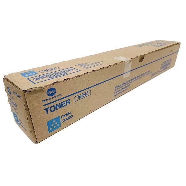 Konica Minolta TN-328C Toner Cartridge For C250i C300i C360i - Cyan