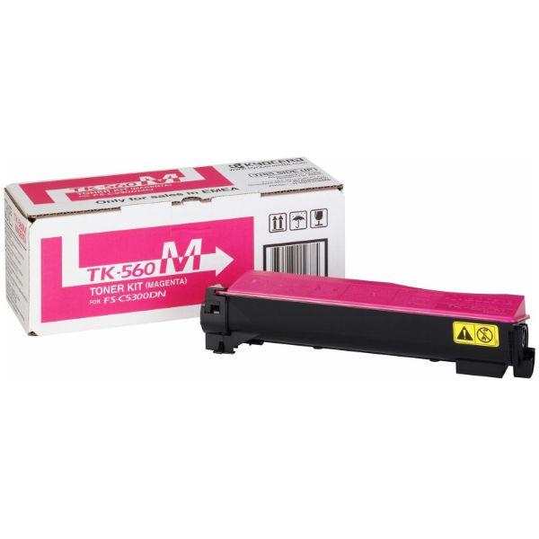 Kyocera TK-560M Toner Cartridge - Magenta