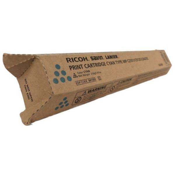Ricoh MP C2051 Original Toner Cartridge - Cyan