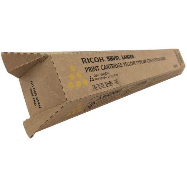 Ricoh MP C2051 Original Toner Cartridge - Yellow